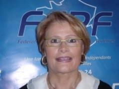 Chantal GOLLIET, Vice Pdte